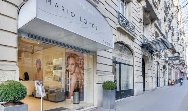 Mario Lopes - Paris 16