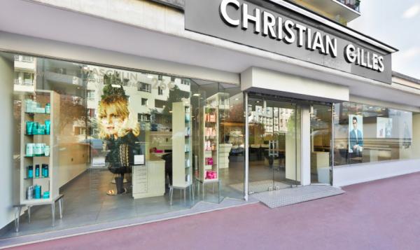 Christian Gilles - Paris 20 Saint-Fargeau