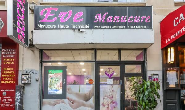 Eve manucure