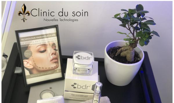 Clinic du soin - nouvelles technologies