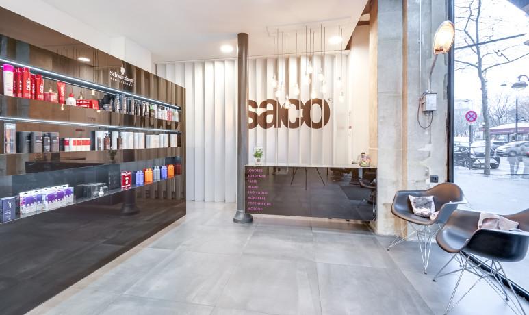 Saco Hair Paris