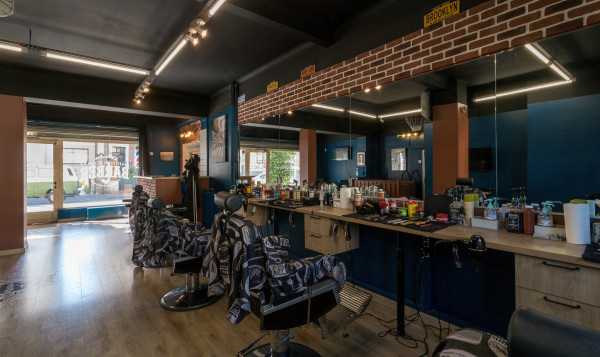 MADISON SQUARE BARBER