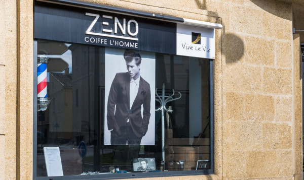 Zeno Coiffe L'homme