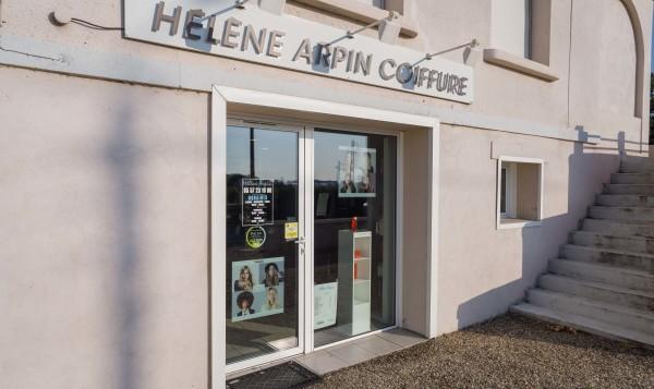 Hélène Arpin Coiffure Pompidou