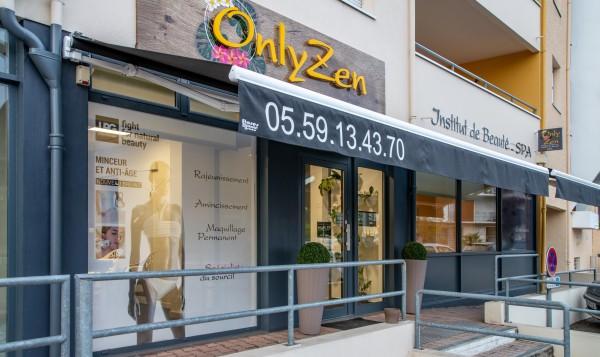 Institut de beauté OnlyZen