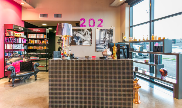 Le salon 202