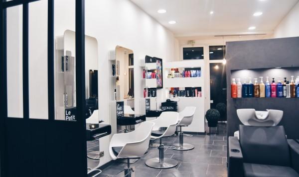 Le Petit Salon coiffeur créateur barbier