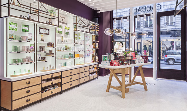 Caudalie Boutique Spa - Lyon Herriot