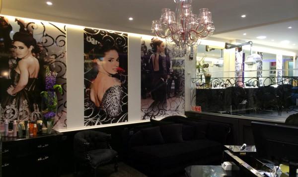 Cannes Hair Style