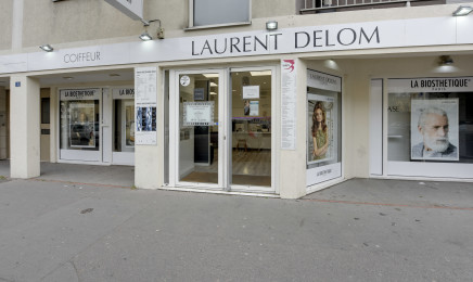 Laurent Delom Coiffeur Coloriste