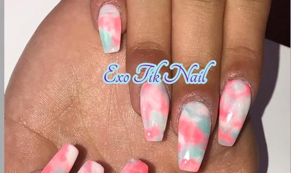Exotik Nails chez Mcolibri