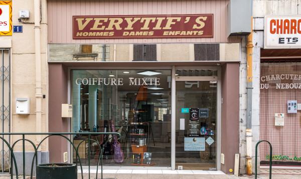 Verytif's Coiffure