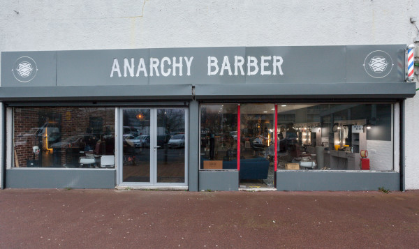 Anarchy Barber