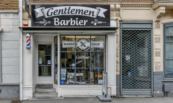 Gentlemen Barbier Saint Amand