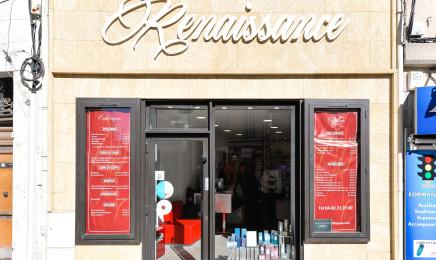 Renaissance, salon de beauté à Aubagne