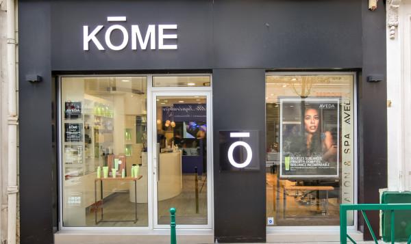 KOME Salon & Spa AVEDA - Rueil-Malmaison