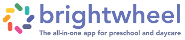 Logo of Brightwheel, an edtech startup founded by Dave Vasen