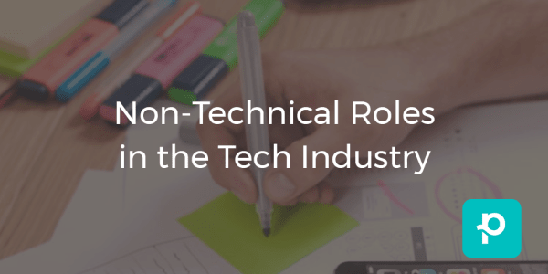 A report on the tech industry and what it's like as a non-technical job seeker