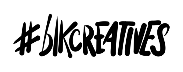 Logo of blkcreatives, a digital-media platform empowering the culture's best