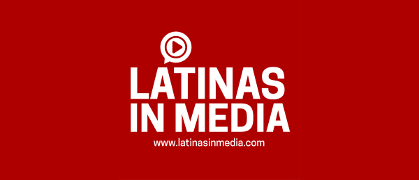 Logo of Latinas in Media, a bilingual community for women in media and digital entrepreneurs created by Alex Tabar