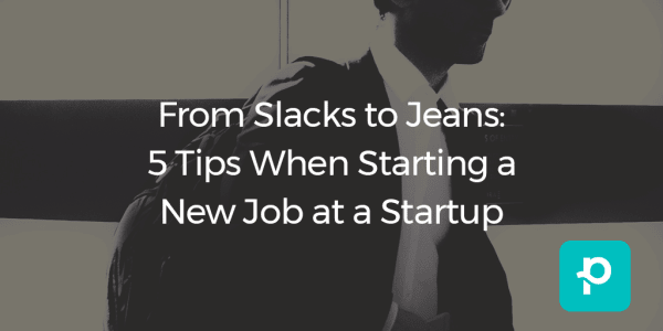 The transition from the corporate to startup worlds might be the best thing you do. Ever.