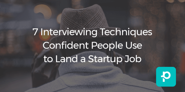 Confidence is a requirement to stand out during an interview