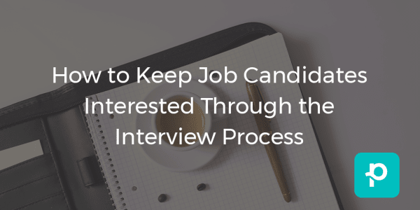 Even the way a company's hiring process is run is part of your brand.