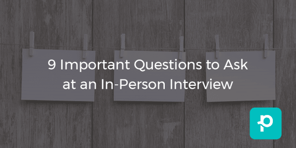 "Don't freeze up when the hiring manager asks you, ""Do you have any questions for us?"""