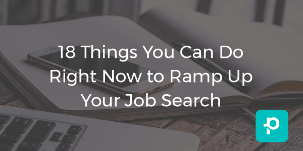 We've put together a list of 18 tips and tricks to help you with your job search.