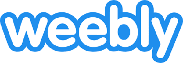 Logo of Weebly, a website building software startup