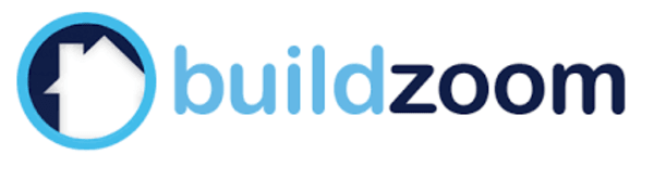 Logo of BuildZoom, an online marketplace that connects contractors and potential customers
