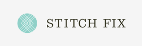 Logo of Stitch Fix, a personal styling service