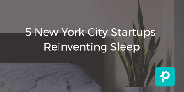 5 New York City Startups Reinventing Sleep seo