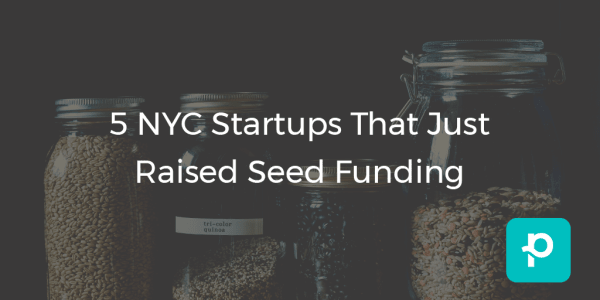 These startups raised a collective $30M in seed funding, and they're just getting started.