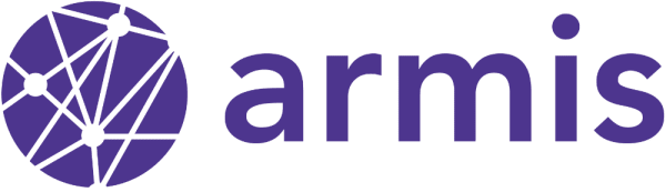 Logo of Armis, an Internet of Things (IoT) startup that helps enterprise IT teams keep track of devices on their networks