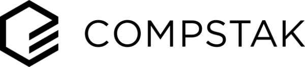Logo of CompStak, a NYC real estate tech startup