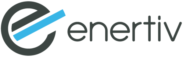 Logo of Enertiv, a NYC real estate tech startup