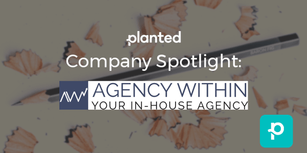 Company Spotlight: Agency Within