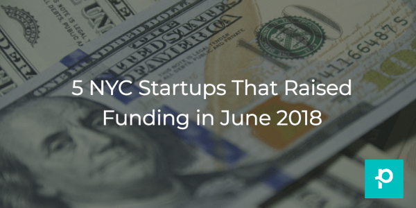 New York City is where dreams are made, and for these five startups, their dreams are even closer to coming true.