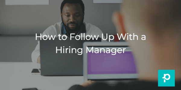 Was the last e-mail you sent one e-mail too many? Here are some tips on how to stay on a hiring manager's radar without driving them crazy.