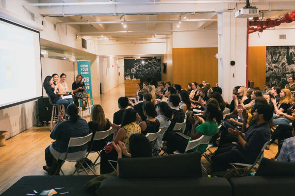 Hear what female leaders from Zola, Propel, and SevenRooms had to say about getting a job at a startup.