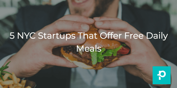 Whoever said there's no such thing as a free lunch didn't work at one of these companies.