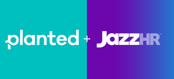 Planted and Jazz logo for integration featured content