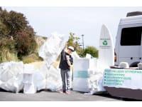 Recykling odpadów styropianowych
