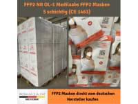 FFP2 maski od niemieckiego