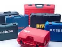 Skrzynki walizki narzędziowe