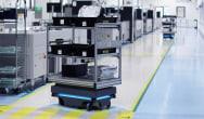 Mobile Industrial Robots uruchamia