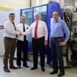 The Wittmann Group with new…