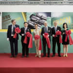 Official inauguration of Arburg…