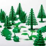 First sustainable LEGO bricks…